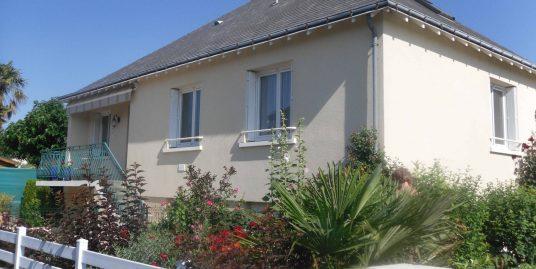 Pavillon de 1975 à Chambray-lès-Tours (37)