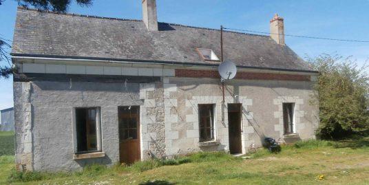 Maison ancienne dans hameau à Saint-Quentin-sur-Indrois (37)