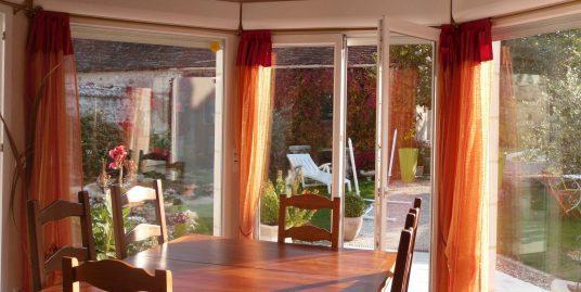 Prestation de grande qualité pour cette jolie maison entre Tours et Loches (37)