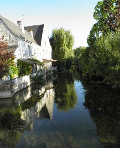 Belle prestation du XVIe siècle à  Beaulieu-Lès-Loches