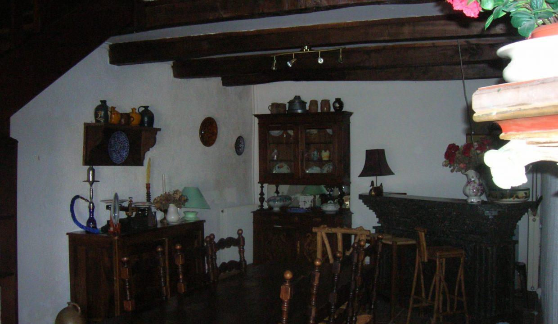 salle à manger reignac