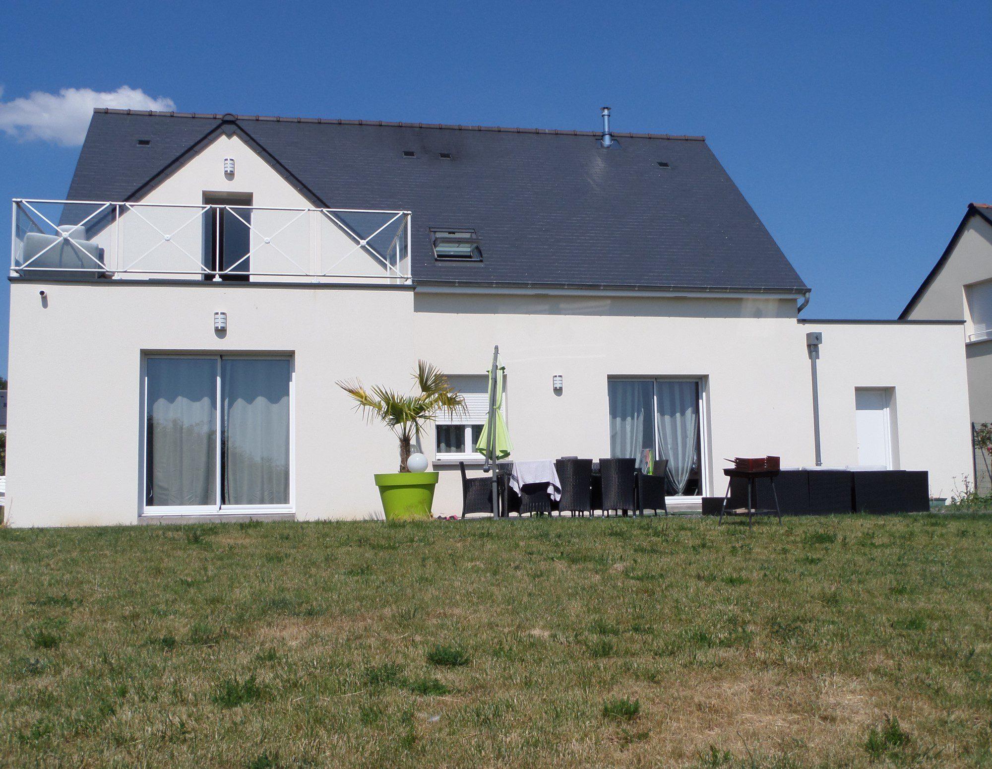 Maison style Contemporain à TRUYES - Bouton Immobilier