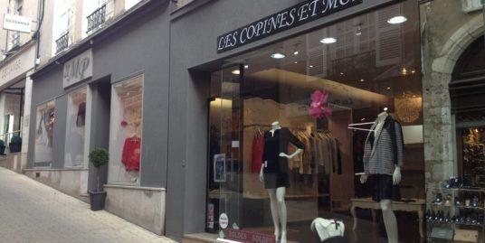 Fond de commerce à Blois