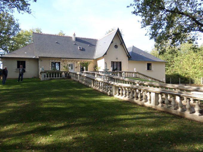 Maison à Cigogné