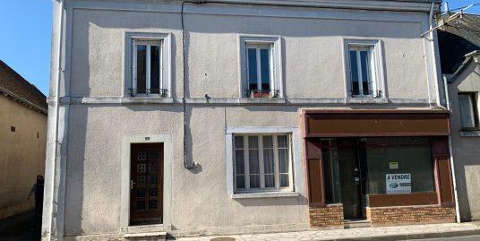 Maison de bourg à Nouans les Fontaines  37460