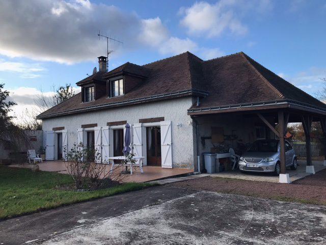 Maison familiale à Bléré